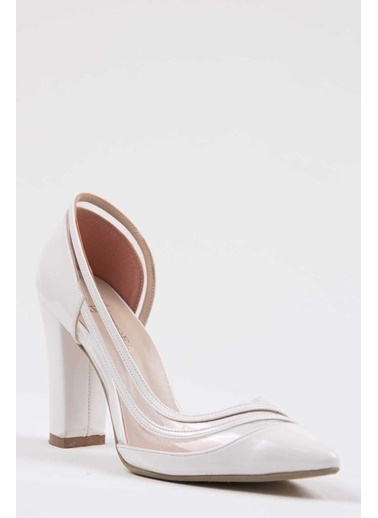 Gob London Ayakkabı Beyaz